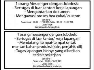 1klm x 5 cm lowongan kerja messenger-01