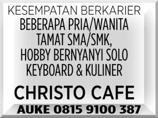 Christo Cafe
