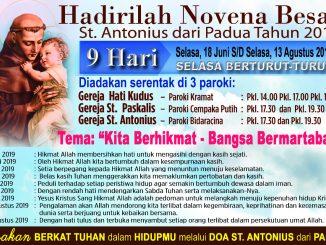 Novena Antonius Padua