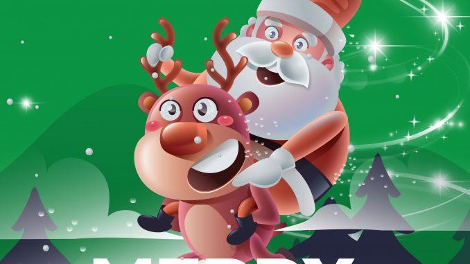 Majalah A4 Selamat Natal & Tahun Baru DB Ok